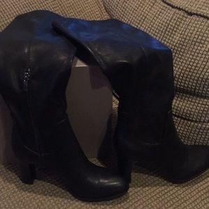 Franco Sarto Ivanea boots